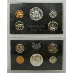 Pair of 1969 United States Proof Sets