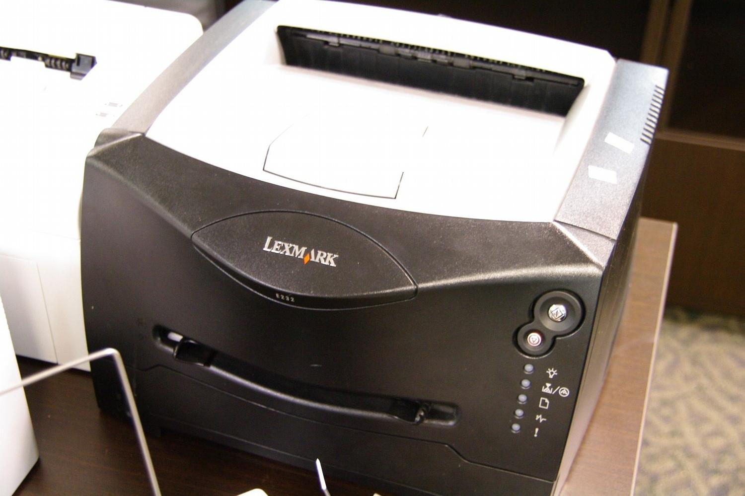 fax machine printer