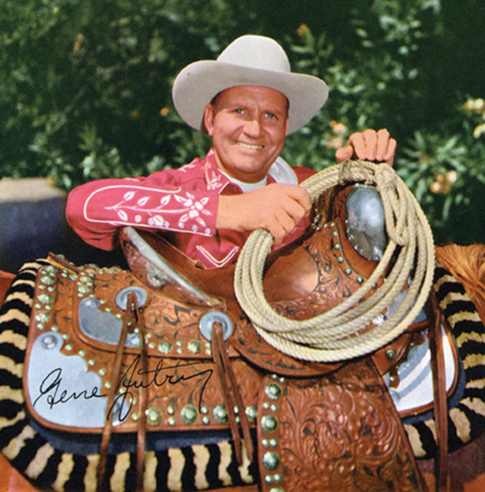 gene autry singles & personals Lyrics to '(i've got spurs that) jingle' by gene autry: i got spurs that jingle, jangle, jingle as i go ridin' merrily along and they sing, 'oh ain't you glad.