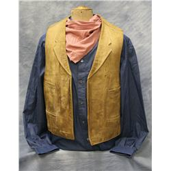 John Wayne True Grit Vest and Shirt