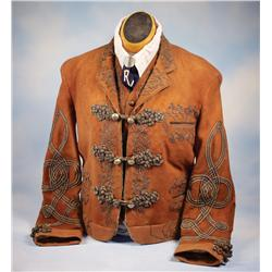 Important Edward Borein Charro Jacket & Vest
