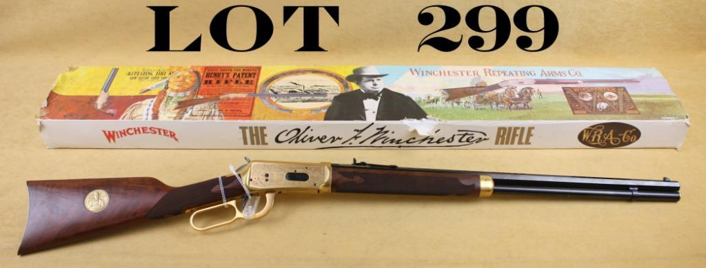 Oliver Winchester Commemorative Model 94 Winchester lever action ...