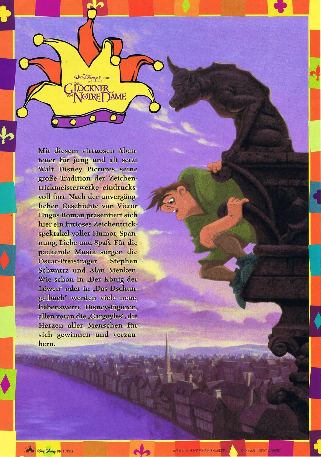 the hunchback of notre dame essay The novel hunchback of notre dame is recognized for its great qualities one of the great qualities of this story is that it is very realistic, and has a genuine feel the punishments, the crimes, and the accusations were practical and easy to accept.