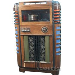 Wurlitzer Model 412 Mechanism Jukebox,