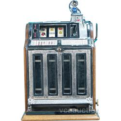 5 Cent Watling 4 Column F.O.K Vendor Slot Machine,
