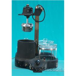 Early Countertop Jewelers Watch Cleaning Machine