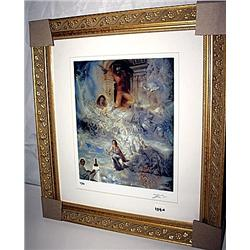 Dali Signed Limited Edition - The Ecumenical Council