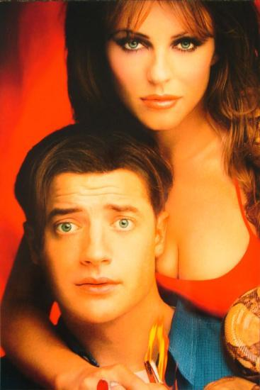 brendan fraser elizabeth hurley art bedazzled photo