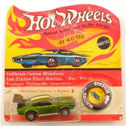 Mighty Maverick Hot Wheel Red Line