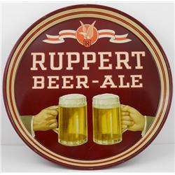 Ruppert Beer & Ale Tray, New York