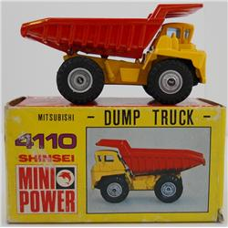 Dump Truck by Shinsei