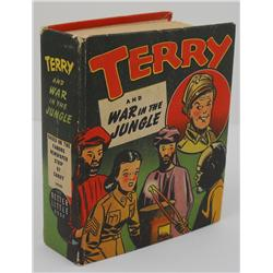 """Terry and War in the Jungle""  Better Little Book"