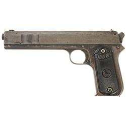 First Year Production Colt Model 1902 Sporting Semi-Automatic Pistol
