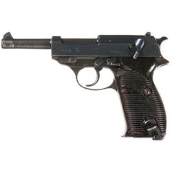 "Walther ""ac/43"" Code P-38 Semi-Automatic Pistol"