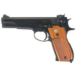 Smith & Wesson Model 52-2 Semi-Automatic Pistol