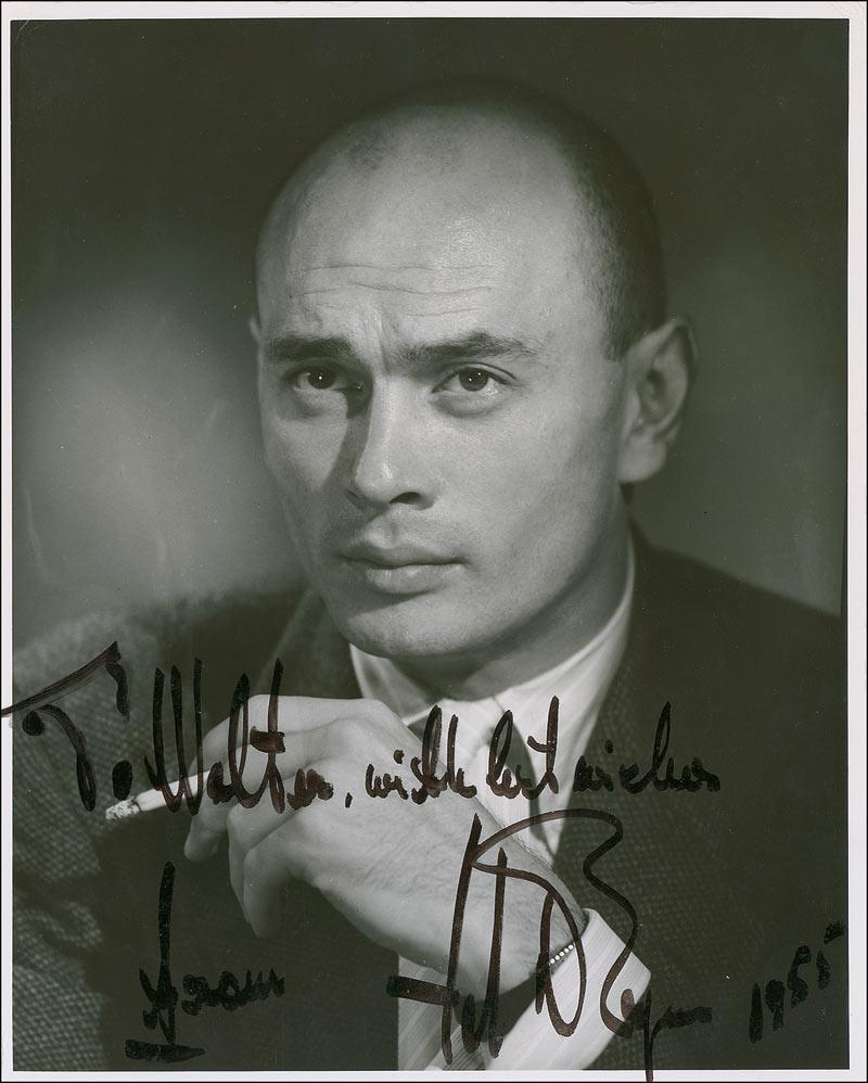 yul brynner commercial