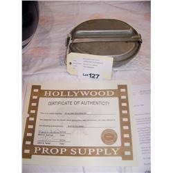 M*A*S*H  T.V SERIES HOLLYWOOD PROP-U.S MILITARY STYLE MESS KIT W/ C.O.A HOLLYWOOD PROP SUPPLY