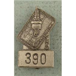 Indy 500 Indianapolis Racing Pit Pin Vintage 1960