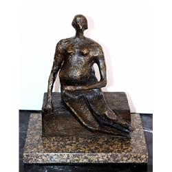Henri Moore Original Limited Edition Bronze - Unknown