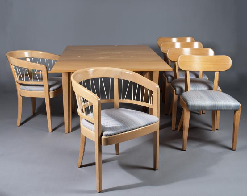 (12) Piece Precedent Drexel Dining Set. Loading Zoom