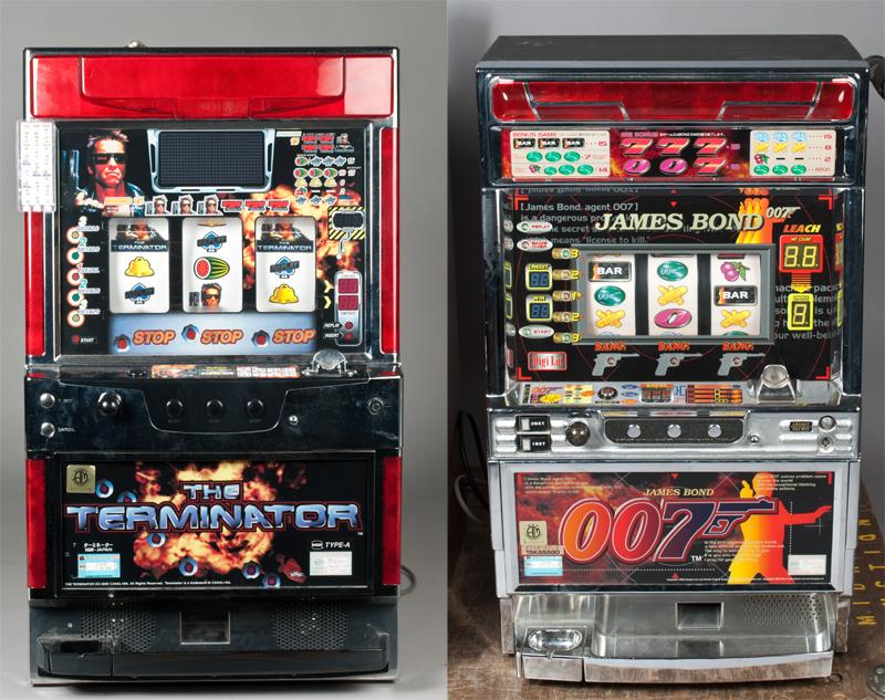 Terminator Slot Machine