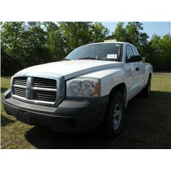 2005 DODGE DAKOTA EXTENDED CAB PICKUP