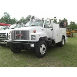 1997 GMC C6500 MECHANICS TRUCK