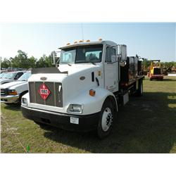 2000 PETERBILT 330 S/A FUEL & LUBE TRUCK