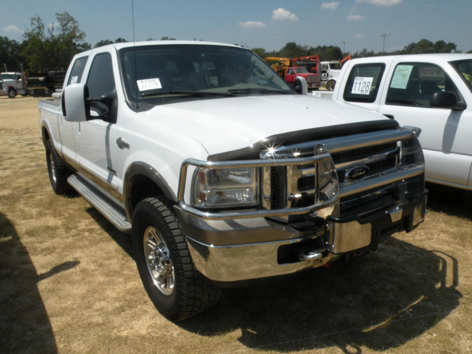2006 ford f250 king ranch 4x4 crewcab pickup j m wood auction company inc. Black Bedroom Furniture Sets. Home Design Ideas