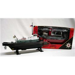 2 Texaco Nautical Series Tugboat Bank Models