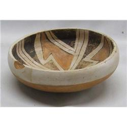 Early Hopi Pueblo Bowl