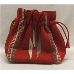 Vintage Chimayo Hand Woven Purse