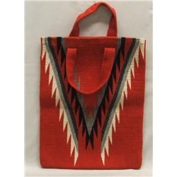 Vintage Hand Woven Chimayo Purse