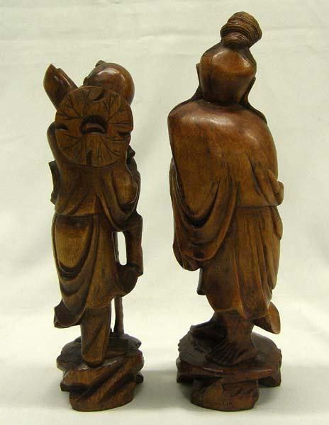 japanese figurines vintage