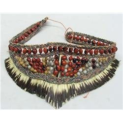 Theatrical Porcupine Quill Headdress