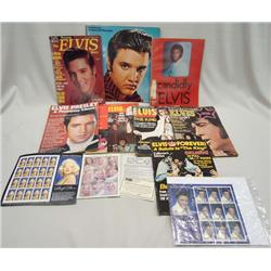 Marilyn Monroe Stamps, Elvis Presley Stamps, Plus