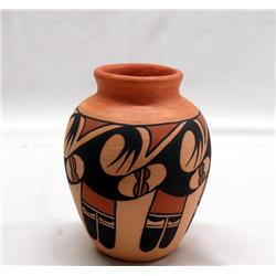 Native American Hopi Pottery Jar by Yesslith