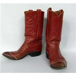 Pr. Red Tony Tony Lama Women's Boots