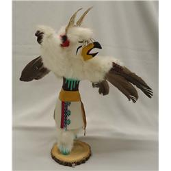 Native American Eagle Kachina