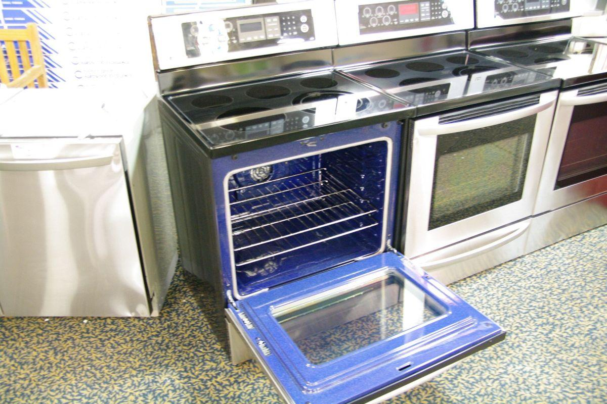 how to use lg convection oven