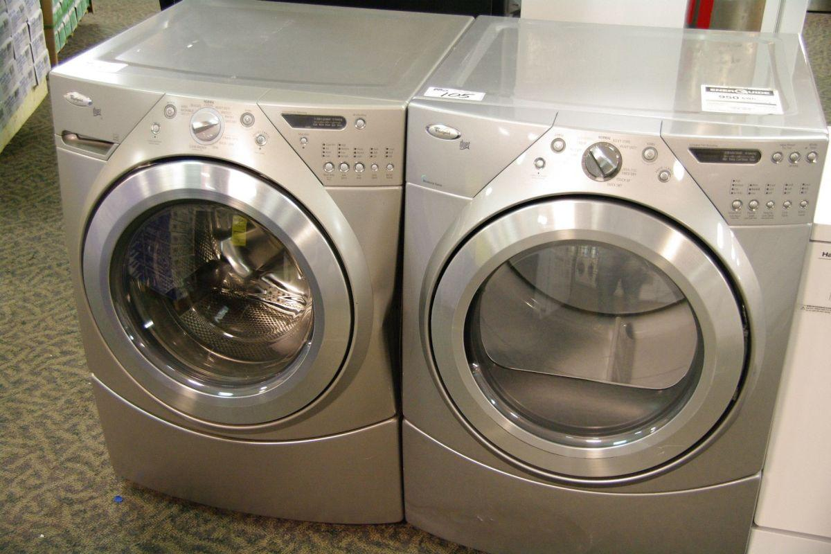 Whirlpool duet grey washer dryer set - Whirlpool duet washer and dryer ...