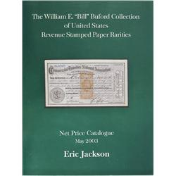 Buford, William - Collection of U.S. Revenue Stamped Paper Rarities :