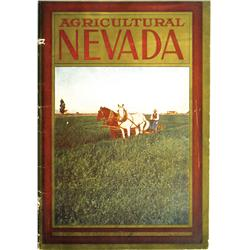 Reno,NV - Washoe County - Agricultural Nevada, Publication :
