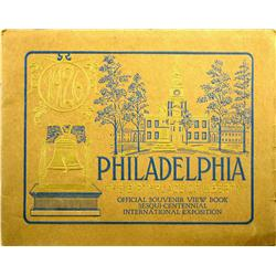 Philadelphia,PA - Philadelphia County - 1926 - Philadelphia, the Birthplace of Liberty, Publication