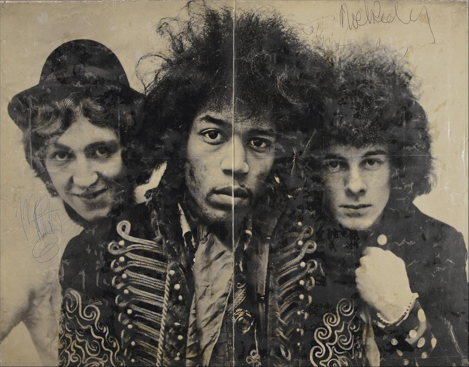 an analysis of the jimi hendrix experience Jimi hendrix was scheduled to perform on a sunday, but rain had washed out many of the performances on what was scheduled to be the final day of the 1969 woodstock art & music fair, and the.