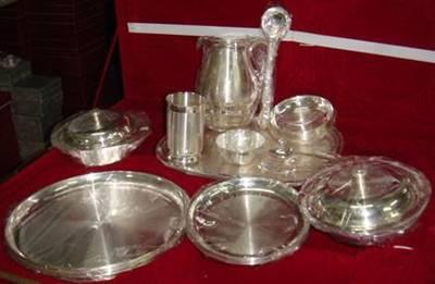 ... Image 7  Classic Sterling Silver Dinner Set & Classic Sterling Silver Dinner Set