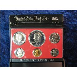 218. 1973 S U.S. Proof Set. Original as issued.