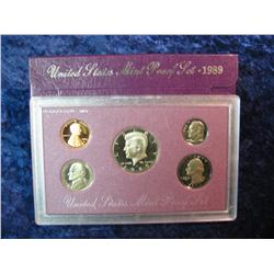 226. 1989 S U.S. Proof Set. Original as issued.