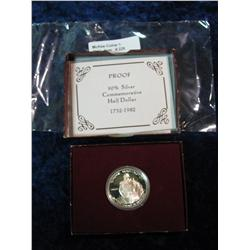228. 1982 S George Washington Proof Silver Commemorative