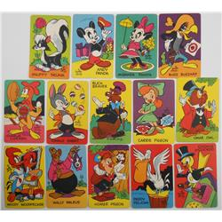 Woody Woodpecker Drawing Cards